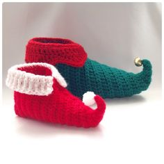 Curly Toes Slipper Shoes £1.50 Create fun curly toed slipper shoes for all the family. Sizes given from toddler size all the way up to men's largest standard size! Choose festive colours and add...