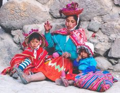 Wool spinning family Peru. - Quechua people - Wikipedia, the free encyclopedia