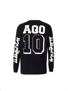 A Question Of - Organic Cotton Long Sleeved Tee