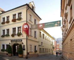 Brewery museum in Plzen, CZ