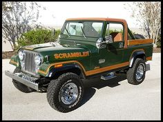 1983 Jeep CJ-8 Scrambler ★。☆。JpM ENTERTAINMENT ☆。★。