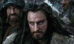 Thorin so handsome DOS