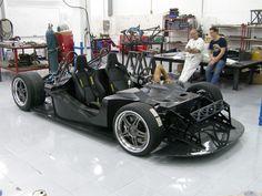 2008 scuderia bizzarrini p538 chassis