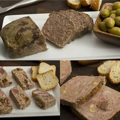 Get delicious gourmet foods like this Fabrique Delices Game Pate Sampler delivered right to your door. Venison, Beef, Charcuterie Gifts, Bastille Day, Hors D'oeuvres, Bon Appetit, Gourmet Recipes, Yummy Treats, Mousse