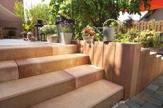 La Tierra®-Palisaden - Die günstige Rechteckpalisade mit frischen Farben und neutraler Formgebung.
