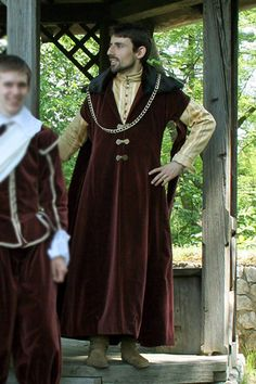 Tailor's - Mme Chantberry, Polish Noble man, part 1