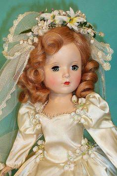 Bride Doll 1950s