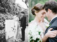 Eclectic Antique Warehouse Wedding: Hilary + Arthur