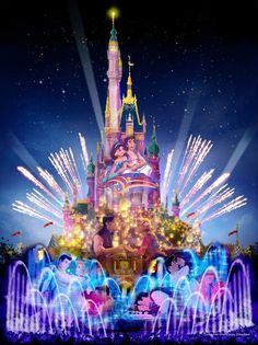CONFIRMED: Hong Kong Disneyland Removing Original Castle, Announces Frozen & MARVEL Themed Lands w/ Original Rides