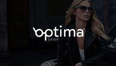 Branding Optima Shop on Behance