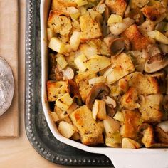 Pappa's Pear Stuffing