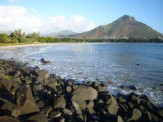 Plage de Tamarin île Maurice