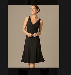(Little black dress)
