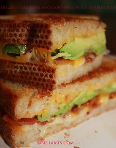 National Grilled Cheese Day!!  from Bellabits