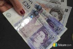 Monarquía e historia en los billetes británicos