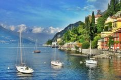 Private tour: Lake Como Romantic Cruise from Milan A great way to discover the beauty of the Italian lakes, this experience includes the transfer by train from Milan Cadorna Station to Como Lake Station and a walking tour of the lake town of Como with a professional guide at your complete disposal. Free time for lunch in Como. In the afternoon you will take a boat tour on the lake with your guide. Visit Torno, small village on the lake and return to Como for free time and shop...