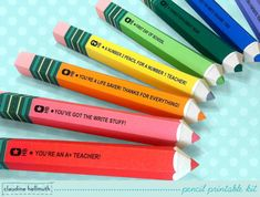 pencil candy box   teacher appreciation back to school