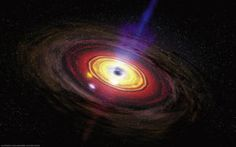 The dragon awakens: Colossal explosion from supermassive black hole at centre of galaxy revealed (University of Sydney, 2013)