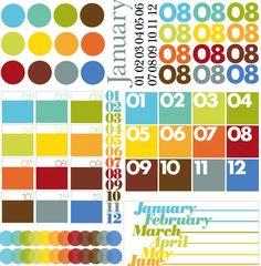 Diseño de Sistema Editorial Creación de un calendarion donde los padres puedan supervisar todas las terapias, tardes de juego checklist, etc