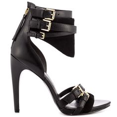Taditi+-+Black+Suede+by+Guess+Shoes