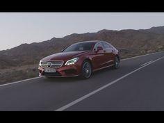▶ Mercedes-Benz TV: the new generation CLS Coupé - YouTube #mercedesbenz #mercedes #video #youtube #CLS #MBcars