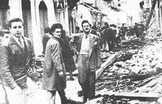 """Fidel durante el estallido conocido como el """"Bogotazo""""(1948). Fidel Castro, Cuban, Bella, War, Times, Social Science, Bogota Colombia, Wonderful Places, Ruins"""
