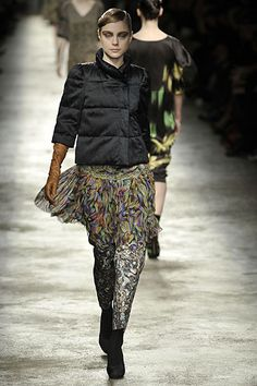 Dries Van Noten Fall 2008 Ready-to-Wear - Collection - Gallery - Style.com