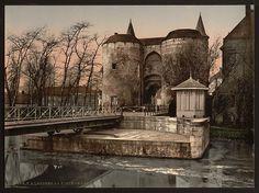 Ghent Gate, Belgium, 1890s