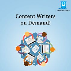 Get #Content #Writers on demand in #india at #contentmart
