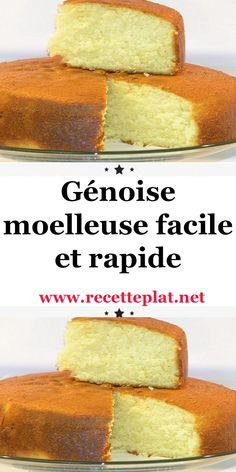 Génoise moelleuse facile et rapide here is a sponge cake which can serve you for coughing your super easy, super soft and inratable sponge cake. Mug Recipes, Easy Soup Recipes, Tart Recipes, Easy Cake Recipes, Easy Cheesecake Recipes, Dessert Cake Recipes, Cupcake Recipes, Chocolate Mug Cakes, Chocolate Chip Cookies