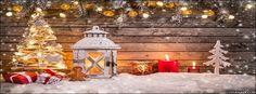 Native Christmas Facebook Cover
