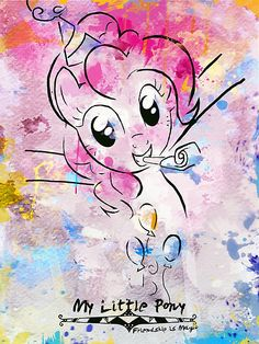 Pinkie Pie || My Little Pony Friendship Is Magic MLP:FIM