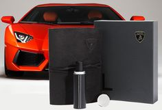 """Facebook Twitter Google+ Pinterest LinkedIn Email Collezione Automobili Lamborghini, the clothing and accessories line with the DNA of the House of the Raging Bulls' super sports cars, presents the Spring-Summer 2014 collection. The newest product in the collection is definitely the perfume """"L"""", for men who love essential, unique luxury. The first of the four…"""
