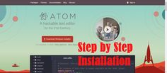Electron : Install Atom step by step in Mac | Windows | Linux