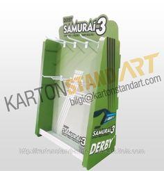 Masaüstü karton stand, tezgahüstü karton stand, kasaönü karton stand www.kartonstandart.com (ID#676732): satış, İstanbul'daki fiyat