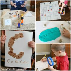 The BEST Math and Literacy Learning Activities for Preschoolers