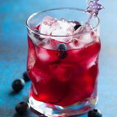 Ninja Master Prep Recipe:  Blueberry Rita