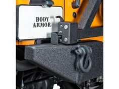 Body Armor High Clearance Rear Bumper with Swing Out Tire Carrier for Jeep Wrangler JK 2015 Jeep Wrangler, Jeep Tj, Jeep Gear, Jeep Cherokee Bumpers, Chevrolet Cheyenne, Jeep Tire Carrier, Mercedes Jeep, Bumper Hitch, Navara D40