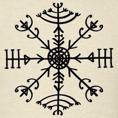 T-Shirts.....Veldismagn, Icelandic Rune, Protection Symbol