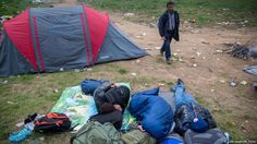 Amnesty: The human rights organization has demanded an improvement in the living conditions of tens migrants camped in Greece. Over 46,000 refugees are living in squalor, scattered around the Greek mainland.