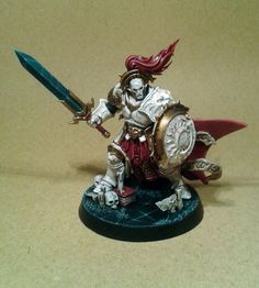 Age of Sigmar   Stormcast Eternals   Knight Questor #warhammer #ageofsigmar #aos…