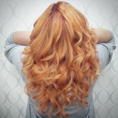 20 Blorange Hair Looks - All About Red and Orange Hair Color Trend Blorange Hair, One Hair, Hair Dye, Hair Looks, Cute Hairstyles, Hair Trends, Hair Color, Hair Ideas, Long Hair Styles