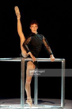 Sylvie Guillem in Paris, France on September 22, 1997.