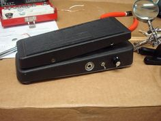 Picture of Modify Your Wah Pedal