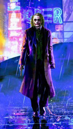 Joker Heath, Joker Batman, Comic Del Joker, Joker Cartoon, Batman Joker Wallpaper, Joker Y Harley Quinn, Joker Iphone Wallpaper, Joker Wallpapers, Joker Art