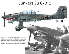 Junkers 87B-1