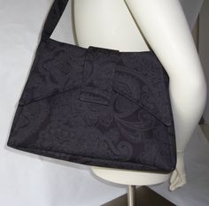 "Le sac ""Ava"" de Sandrine - Sandrine's ""Ava"" bag. http://sbcreationscouture.wordpress.com/"