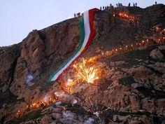 Akre ,, happy new kurdish year to all Kurdistan ☀️
