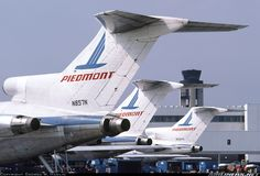 Vintage Aircraft – The Major Attractions Of Air Festivals - Popular Vintage Piedmont Airlines, Telecaster Custom, Best Airlines, Boeing Aircraft, Air Festival, Commercial Aircraft, Air Travel, Military Aircraft, Cool Toys