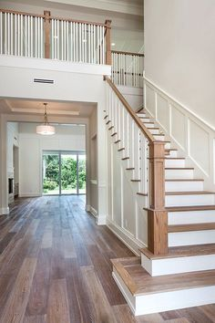 66 The Best Stairs Ideas To Interior Design Your Home ~ Best Dream Home . 66 The Best Stairs Ideas To Interior Design Your Home ~ Best Dream Home House Staircase, Staircase Remodel, Staircase Ideas, Stair Bannister Ideas, Entry Stairs, Wood Staircase, Banisters, Spiral Staircases, Modern Railings For Stairs